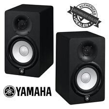 "2 x Yamaha HS5 5"" inch Active Studio Monitor Speakers (Black), PAIR"
