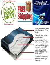 King/California K Boyd Fiber 5500-98% Waveless Tethered Lumbar Waterbed Mattress