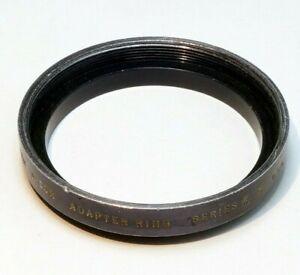 Tiffen #602 40.5mm Bis 44mm Objektiv Adapter Ring Für Serie 6 VI Filter Step-Up