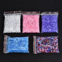 Hot 1000pcs Wedding Party Decor Scatter Table Crystals Diamonds Acrylic DIY