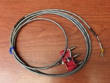 NEW  LOT OF 8 TYCO ELECTRONICS PBT-GF30 AUTOMOTIVE CONNECTOR WIRE DRESS