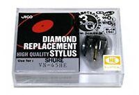 Jico Hyper Elliptical Stylus Vn45he for Shure V15 Type Iv