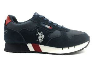 Sneakers casual da uomo US Polo ASSN Deezen 4052 scarpe sportive comode eleganti