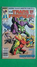 Marvel Comics: The Transformers Nos. 9-10