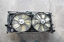 2000-2005 TOYOTA CELICA GT GT-S RADIATOR & COOLING FANS ASSEMBLY 2752