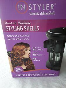 Instyler heated ceramic styling shells