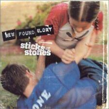 New Found Glory - Sticks & Stones (15 tracks) CD