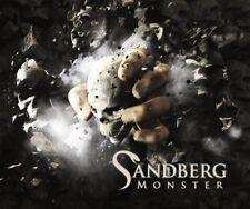 SANDBERG - MONSTER   CD NEUF
