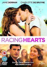 Racing Hearts - 2014 Jamie Dornan, Charlotte De Bruyne New Sealed Region 2 DVD