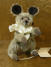 """Bears by Toop by Karen Badillo Ritzzy Mouse, 7"""" New from Retail Store Mint/tags"""