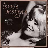 "LORRIE MORGAN, CD ""SECRET LOVE"""