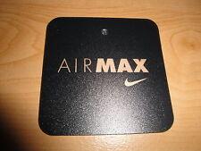 "Nike Air Max Keychain Retro Jordan Nike Keychain Black ""Air Max"""