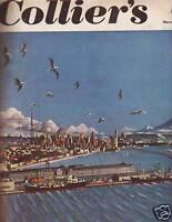 1950 Colliers March 11-Damon Runyon; Shangri-La Tibet