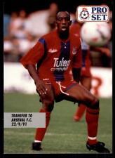 Pro Set Football 1991-1992 Arsenal Ian Wright #29
