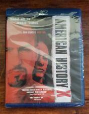 American History X Blu-ray New Sealed Edward Norton Edward Furlong