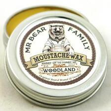Mr. Bear Family Moustache Wachs 30 gr Schnurrbartwachs starker Halt - verschiede
