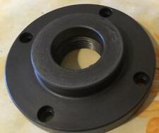 Futterflansch für MK4 Teilkopf Teilapparat Deckel / Chuck plate  Dividing head