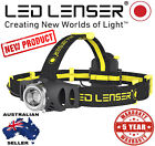 Led Lenser Industrial Series iH6R Headlamp 5 Year Wty Authorised Aussie Seller