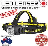 Led Lenser Industrial Series iH6R Headlamp 5 Year Wty Authorised Aussie Seller