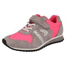 Chaussures roses en cuir pour fille de 2 à 16 ans, pointure 28