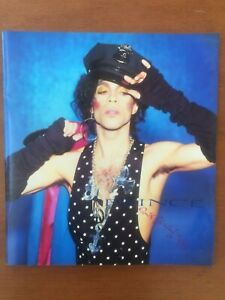 PRINCE 1988 LOVESEXY Tour Concert Program Tour Book