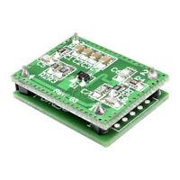 New LV002 DC 5.5-36V 8-15m Doppler Radar Microwave Sensor Switch Module