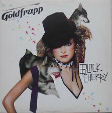 GOLDFRAPP BLACK CHERRY LP UK MUTE 2003  NMint