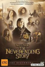 Tales From The Neverending Story (DVD, 2004, 4 Disc) Edward Yankie, Mark Rendall