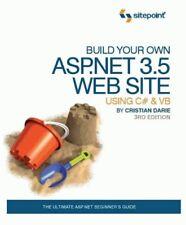 Build Your Own ASP.Net 3.5 Web site Using C# & VB
