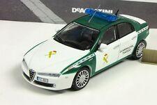 "DeAgostini 1:43 Alfa Romeo 159 guardia civil Spain  ""Police of the world"""