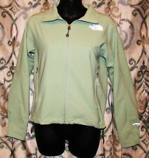 The North Face Apex Soft Shell Jacket Athletic Mint Green (Size Women's Small)