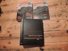 Ford Econoline Bronco F150 F350 E100 E350 shop manual 1987 Werkstatthandbuch