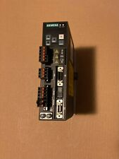 Siemens SINAMICS V90, with PROFINET; 6SL3210-5FB10-2UF2