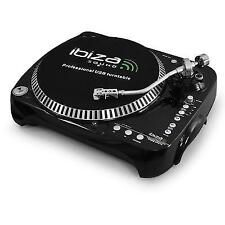 Ibiza SD USB Turntable Vinyl Player With Mp3 RECORING