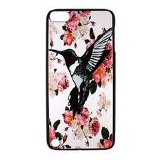 Hummingbird Rose Flower Hard Case Cover Skin for iPod Touch 5 gen 5th generation