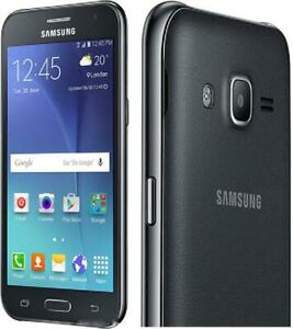 "Samsung Galaxy J2 J200GU Android Smartphone 8GB ROM 1GB RAM 4G LTE Dual SIM 4.7"""