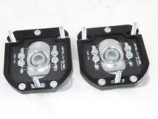 Camber Plates E30 3D 2WAY Drift BMW top mounts black