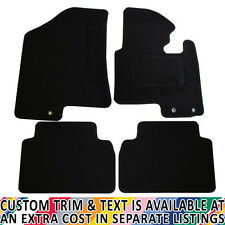 For Kia Sportage MK3 2010-2015 Fully Tailored 4 Piece Car Mat Set
