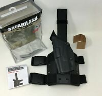 Safariland® 6354 ALS STX Tactical LEFT LH Leg Rig Holster GLOCK 19 23 (ALL GENS)