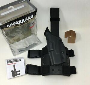 Safariland® 6354 ALS STX Tactical LEFT LH Leg Rig Holster GLOCK 19 23 (ALL GENS)