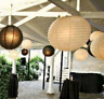 16x mix black white paper lanterns with lights wedding birthday party decoration