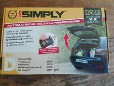 Go Simply automatische Heckklappenöffnung  Öffner Typ D VW, Citröen, Skoda
