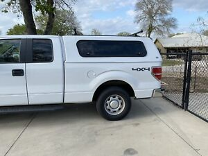 ford f150 camper shell 2009-2014