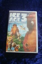 DVD.ICE AGE 3.DAWN OF THE DINOSAURS ANIMATED.KIDS.SCRAT.SID.UK REGION 2 NEW