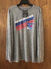 New York Rangers Nhl Long Sleeve Shirt Majestic