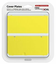 Cover Plates No.009 yellow Nintendo 3DS