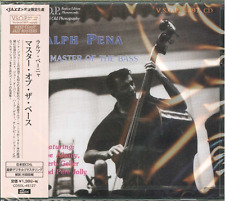 RALPH PENA-MASTER OF THE BASS-JAPAN CD Ltd/Ed C65