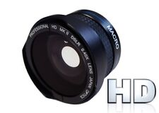 NEW Pro HD 0.40x Fisheye Lens with Macro for Olympus E-PL9 E-M10 lll E-PL8