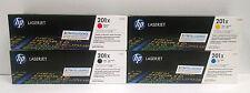 Genuine HP 201X LaserJet Toner CF400X CF401X CF402X CF403X  OEM High Yield