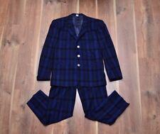 Thierry Mugler Paris Vintage Men's Wool Classic Suit 46 M Italy RARE